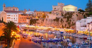 Glückshotel Menorca
